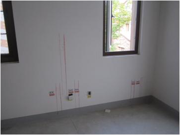 > 水电知识 >   毛坯房装修步骤 _规范_水电装修工艺规范 一,水电放线