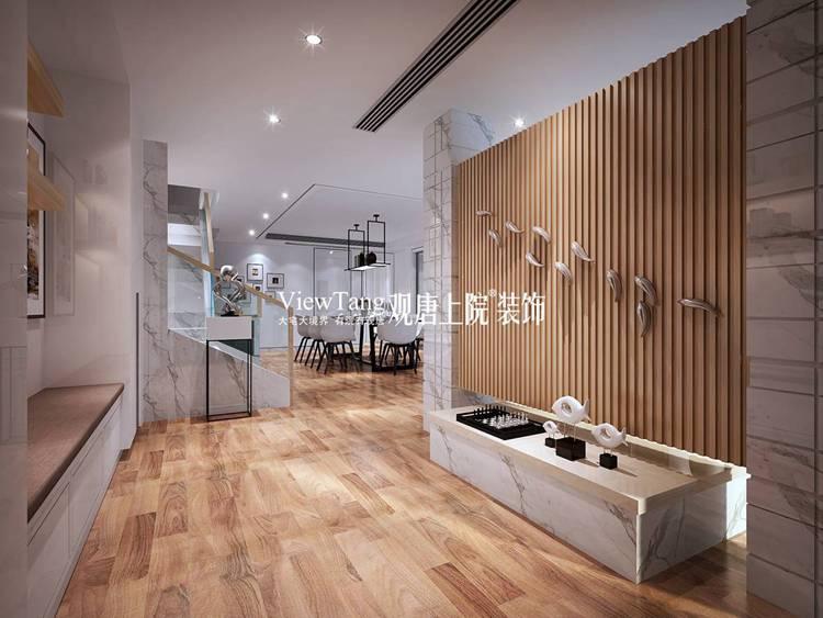 现代简约别墅装修设计