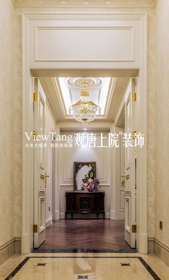 國賓一號(實景)別墅裝修案例